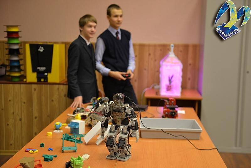 В Мурманске появился Центр инженерных компетенций для школьников