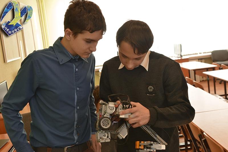 Мурманские школьники соберут в Москве мини-фабрику по производству пельменей