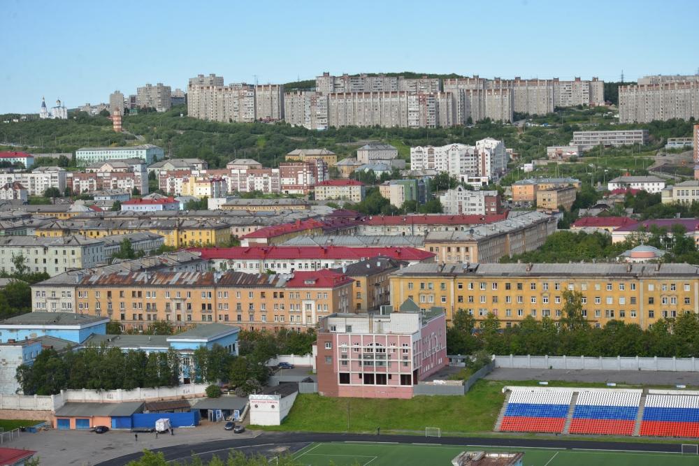 В Мурманске вводится ограничение движения