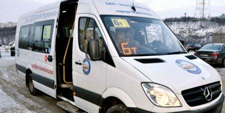 Из-за аварии на водоводе мурманский автобус сменил маршрут