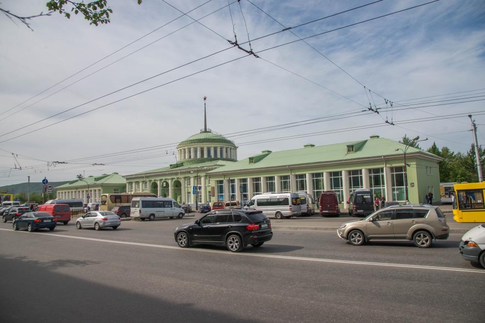 В Мурманске на привокзальных улицах ограничат движение