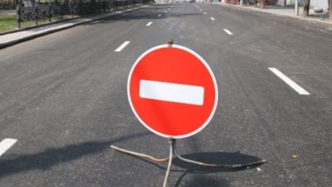 В Мурманске из-за инструктажа полиции перекроют движение