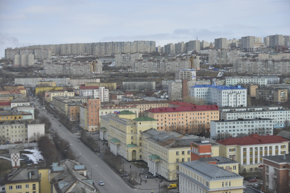 В Мурманске из-за учений перекроют Нижне-Ростинское шоссе