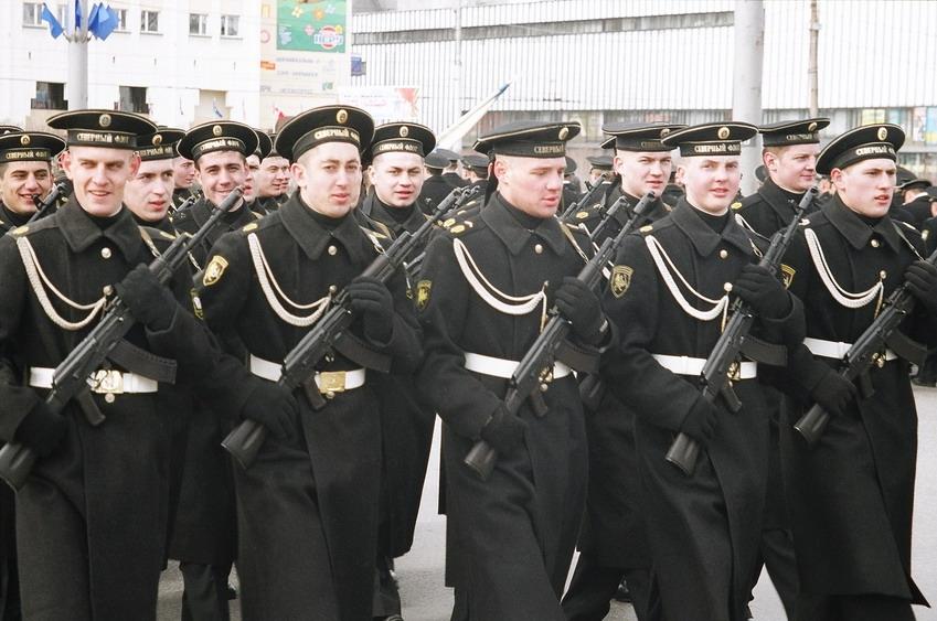 В Мурманске в связи с репетициями парада Победы перекроют движение