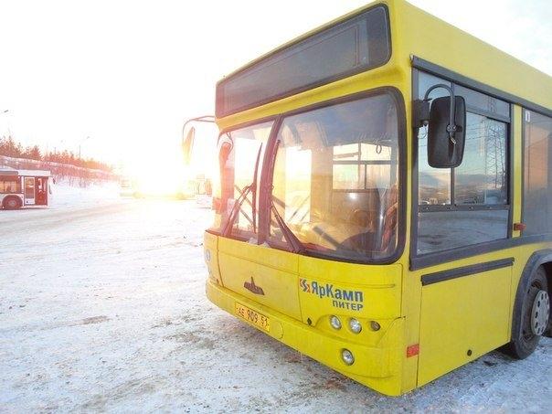 В Мурманске появился новый автобусный маршрут